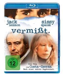 Vermisst (Blu-ray), Blu-ray Disc
