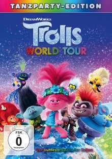 Trolls World Tour, DVD