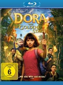 Dora und die goldene Stadt (Blu-ray), Blu-ray Disc