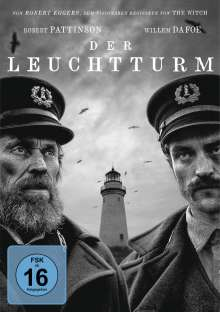Der Leuchtturm (2019), DVD