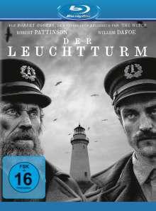 Der Leuchtturm (2019) (Blu-ray), Blu-ray Disc