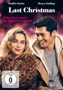 Last Christmas, DVD