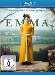 Emma. (2019) (Blu-ray), Blu-ray Disc