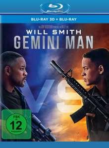 Gemini Man (3D & 2D Blu-ray), 2 Blu-ray Discs