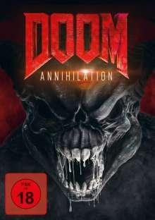 Doom: Annihilation, DVD