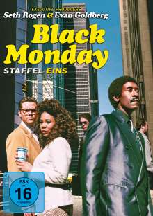 Black Monday Staffel 1, 2 DVDs