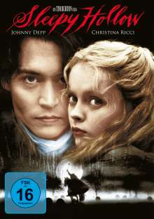 Sleepy Hollow, DVD