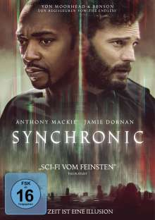Synchronic, DVD
