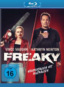 Freaky (Blu-ray), Blu-ray Disc