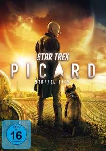 Star Trek: Picard Staffel 1, 4 DVDs