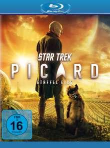 Star Trek: Picard Staffel 1 (Blu-ray), 4 Blu-ray Discs