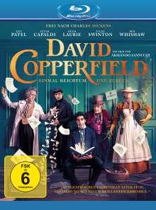David Copperfield - Einmal Reichtum und zurück (Blu-ray), Blu-ray Disc