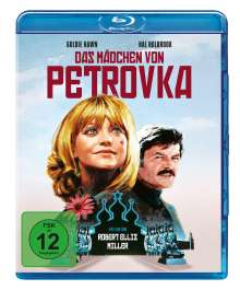 Das Mädchen von Petrovka (Blu-ray), Blu-ray Disc