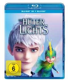 Die Hüter des Lichts (3D & 2D Blu-ray), 2 Blu-ray Discs
