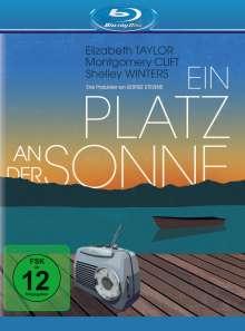 Ein Platz an der Sonne (Blu-ray), Blu-ray Disc