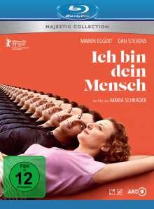 Ich bin dein Mensch (Blu-ray), Blu-ray Disc