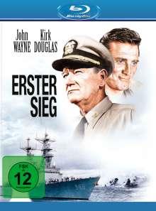 Erster Sieg (Blu-ray), Blu-ray Disc