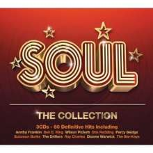 Soul: The Collection, 3 CDs