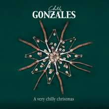 Chilly Gonzales (geb. 1972): A Very Chilly Christmas, LP