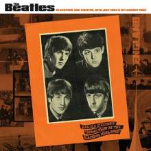 The Beatles: Blackpool, ABC Theatre 1965 (180g) (Limited-Numbered-Edition) (Marbled Orange Vinyl), LP