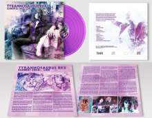 T.Rex (Tyrannosaurus Rex): Elemental Child... Live (180g) (Limited Numbered Edition) (Purple Vinyl), LP