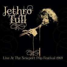 Jethro Tull: Live At The Newport Pop Festival 1969, CD