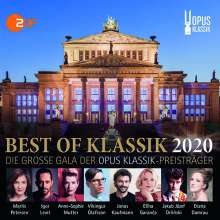 Best of Klassik 2020 - Die Opus Klassik-Preisträger, 2 CDs