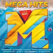 MegaHits - Sommer 2021, 2 CDs