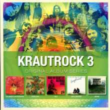 Krautrock Vol. 3 - Original Album Series, 5 CDs