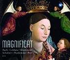 Magnificat, 4 CDs