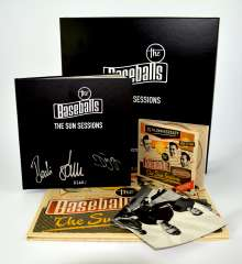 The Baseballs: The Sun Sessions (Limited-10th Anniversary-Edition) (Fan-Box-Set), 2 LPs und 1 CD