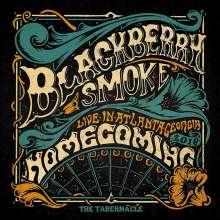 Blackberry Smoke: Homecoming (Live In Atlanta), 2 CDs