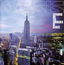 Oasis: Standing On The Shoulder Of Giants, CD