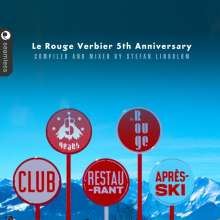 Le Rouge Verbier 5th Anniversary, 2 CDs