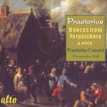 Michael Praetorius (1571-1621): Tänze aus Terpsichore, CD