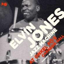 Elvin Jones (1927-2004): At Onkel Pö's Carnegie Hall Hamburg 1981, 2 CDs
