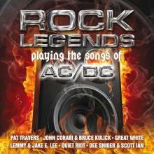 Rock Legends Playing The Songs Of AC/DC (180g), 2 LPs