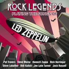 Rock Legends Playing The Songs Of Led Zeppelin (180g), 2 LPs