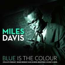 Miles Davis (1926-1991): Blue Is The Colour (180g), LP