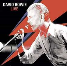 David Bowie (1947-2016): Live Vol. 1, 10 CDs