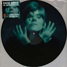 David Bowie (1947-2016): In The Beginning (Limited Edition) (Picture Disc), LP
