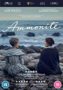 Ammonite (2020) (UK Import), DVD