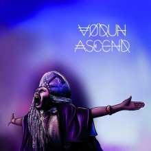 Vodun: Ascend (Limited-Edition) (Blue & White Vinyl), 1 LP und 1 CD