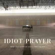 Nick Cave & The Bad Seeds: Idiot Prayer: Nick Cave Alone At Alexandra Palace, 2 CDs