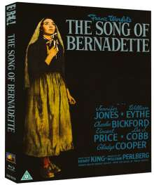 The Song Of Bernadette (1943) (Blu-ray) (UK Import), Blu-ray Disc