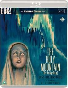 Der heilige Berg (1926) (Blu-ray) (UK Import), Blu-ray Disc