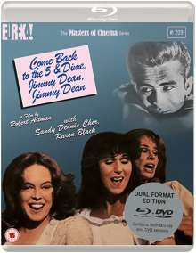 Come Back To The Five And Dime, Jimmy Dean, Jimmy Dean (1982) (Blu-ray & DVD) (UK Import), 1 Blu-ray Disc und 1 DVD