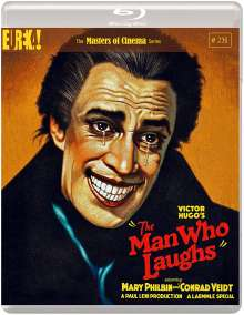 The Man Who Laughs (1928) (Blu-ray) (UK Import), Blu-ray Disc