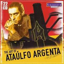 Ataulfo Argenta - The Art of Ataulfo Argenta, 22 CDs