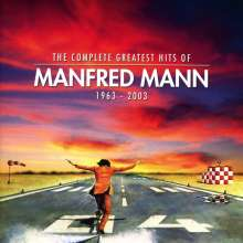 Manfred Mann: The Complete Greatest Hits 1963 - 2003, 2 CDs